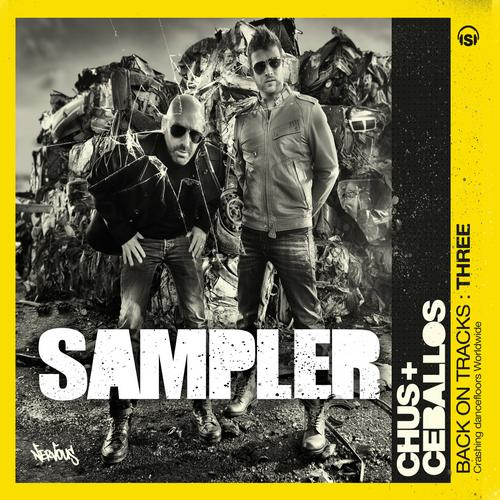 Back On Tracks 3 - Sampler Album Art