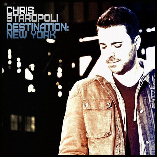 Album Art - Chris Staropoli - Destination: New York