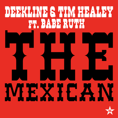 Album Art - The Mexican - taken from Superstar