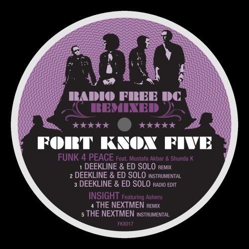 Album Art - Radio Free DC Remixed - Volume 4