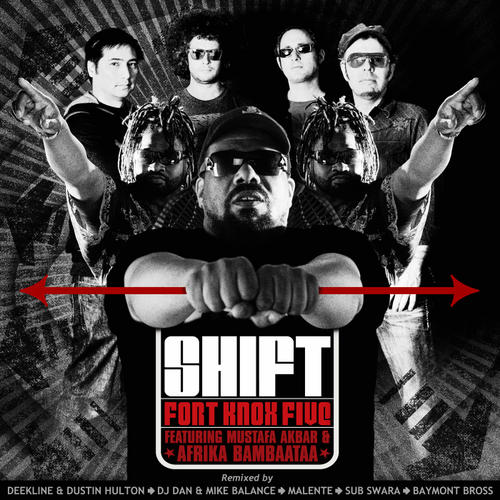 Album Art - Shift