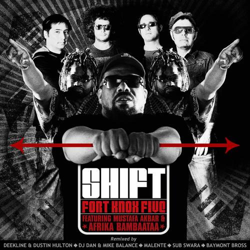 Shift Album Art