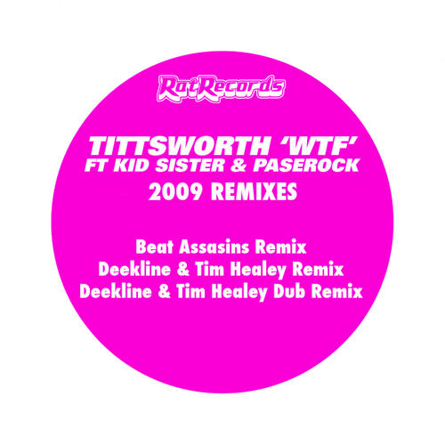 Album Art - WTF 2009 Remixes