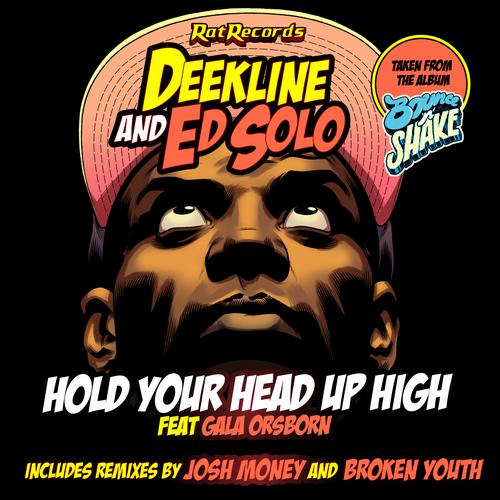 Album Art - Hold Your Head Up High