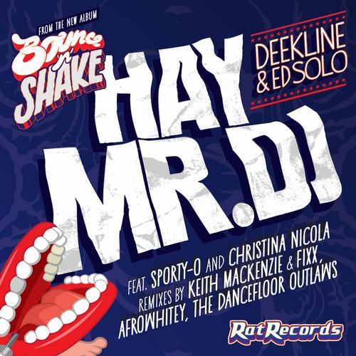 Album Art - Hay Mr DJ