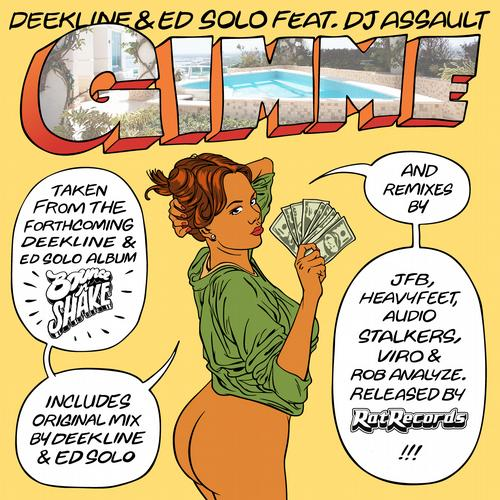 Album Art - Gimme