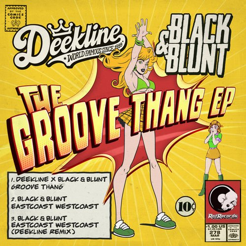 Album Art - The Groove Thang EP