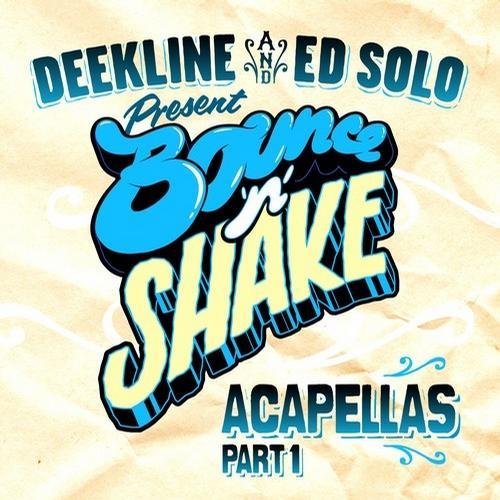 Bounce N Shake Acapellas Part 1 Album Art