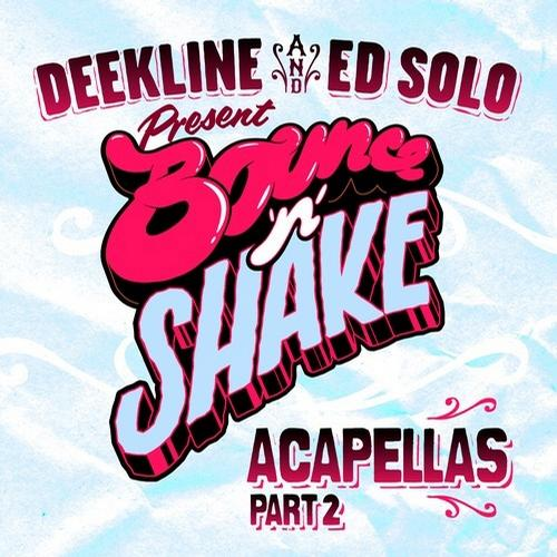 Album Art - Bounce N Shake Acapellas Part 2