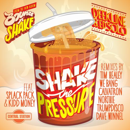 Album Art - Shake The Pressure