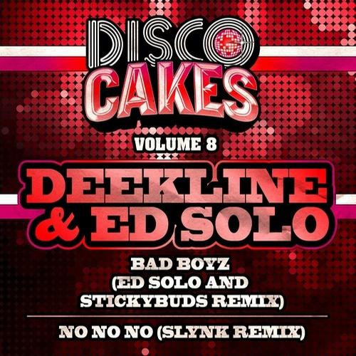 Disco Cakes Vol 8 Album Art