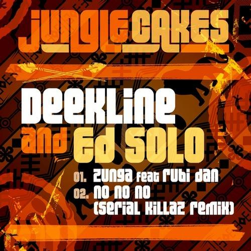 Album Art - Jungle Cakes Vol 19