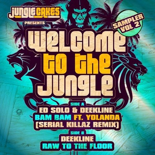 Album Art - Welcome To the Jungle - Sampler Vol 2