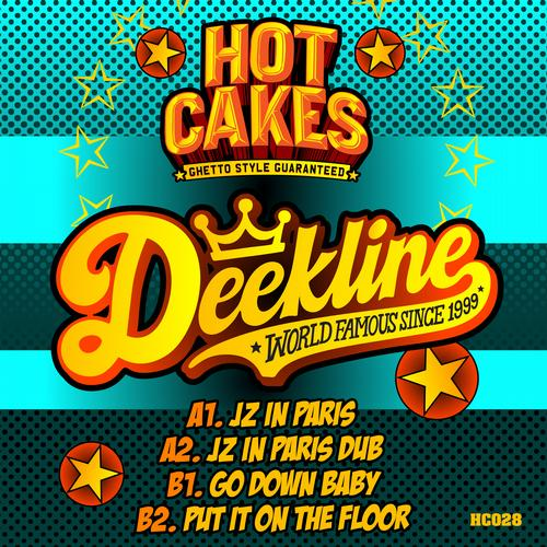 Album Art - Hot Cakes Vol 28