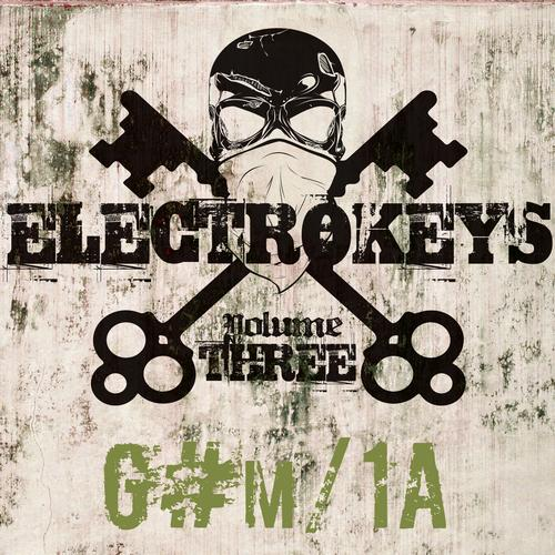 Album Art - Electro Keys G#m/1a Vol 3