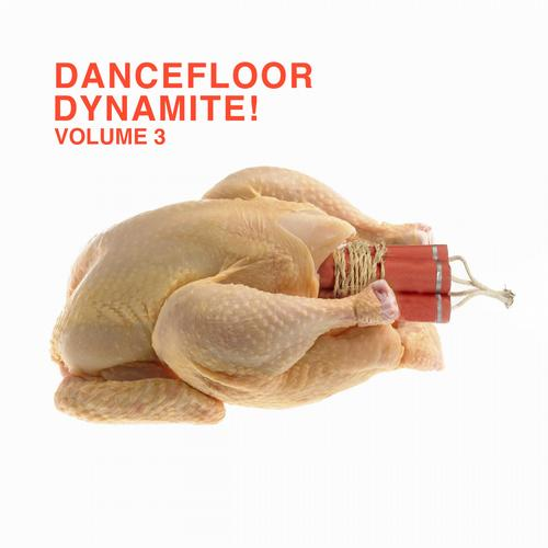 Album Art - Dancefloor Dynamite 3