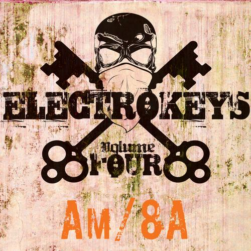 Album Art - Electro Keys Am/8a Vol 4