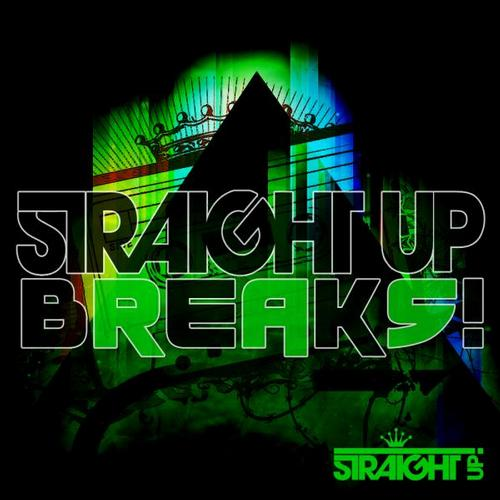 Album Art - Straight Up Breaks!