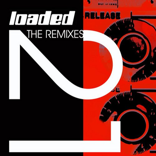 Album Art - Loaded 21 - 1990 - 2011 'The Remixes'