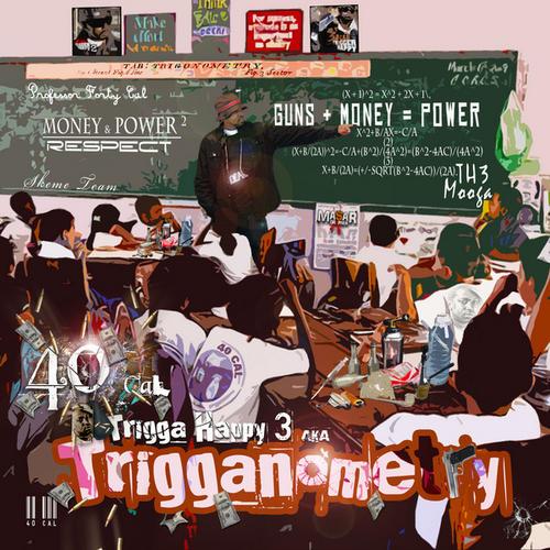 Album Art - Trigga Happy 3 aka Trigganometry