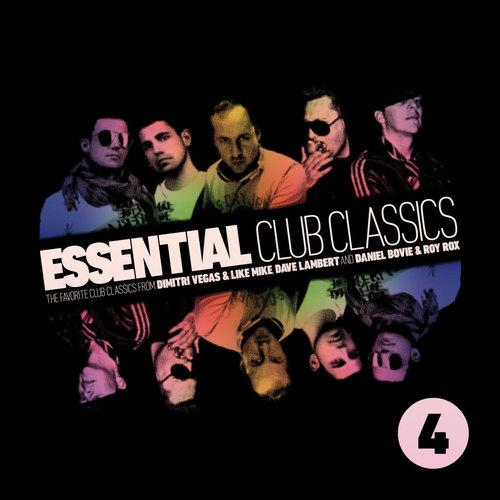 Album Art - Essential Club Classics 4