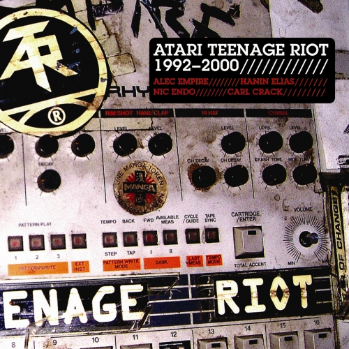 Atari Teenage Riot 1992 - 2000 Album