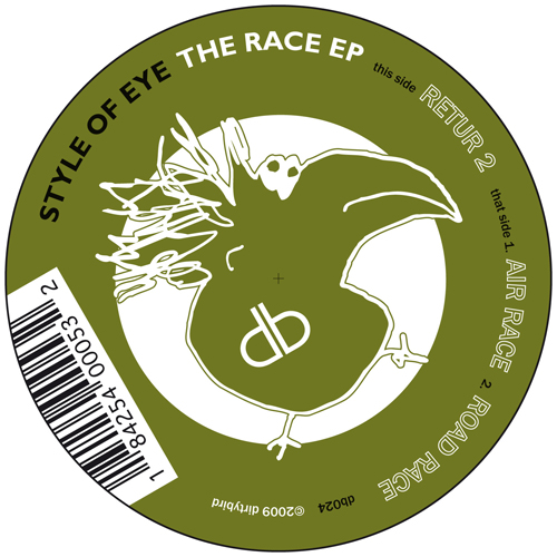 Album Art - Race EP