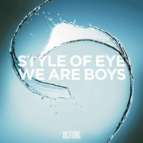 Album Art - We Are Boys