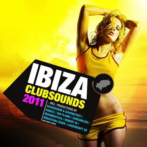 Album Art - Ibiza Clubsounds Vol. 1