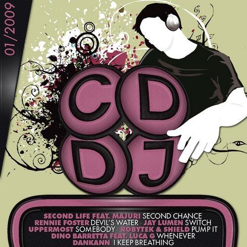 Album Art - Cddj 01/2009