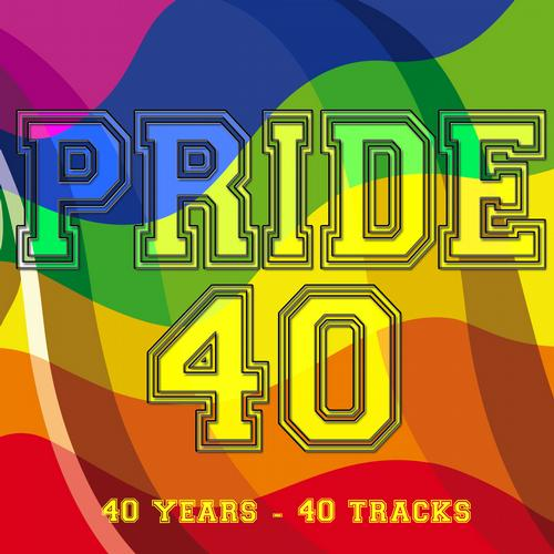 Album Art - Pride - 40 Years 40 Tracks