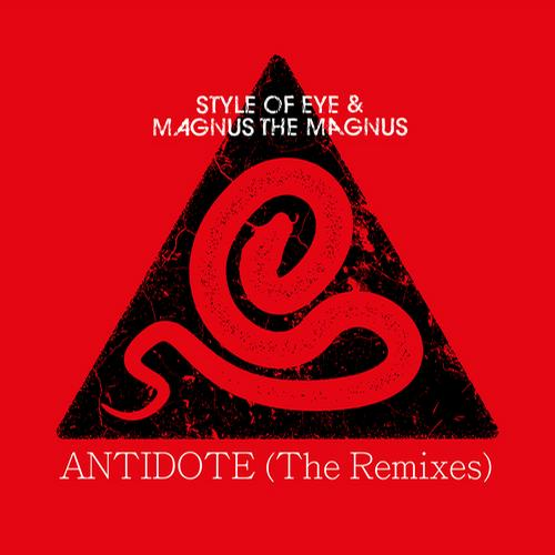 Album Art - Antidote (The Remixes)