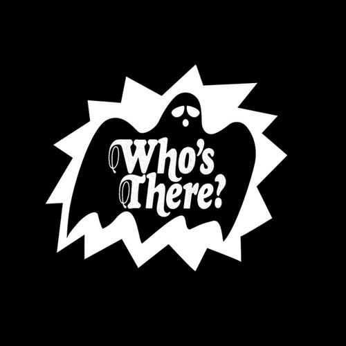 Album Art - Who's There? Remixes