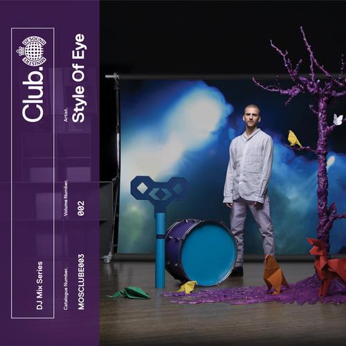 Album Art - Ministry Of Sound Club: Style Of Eye