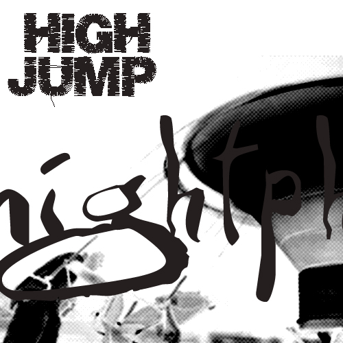 Album Art - High Jump - Compiled By The Optical Sensors