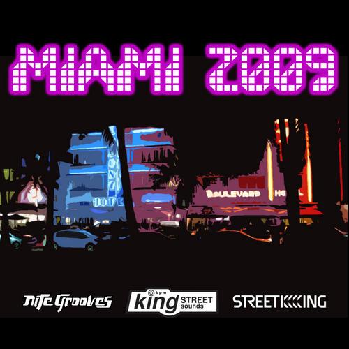 Album Art - Miami 2009