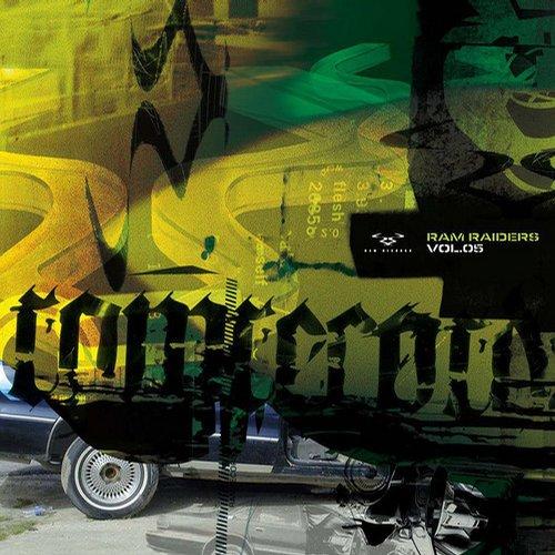 Album Art - Ram Raiders Vol. 5