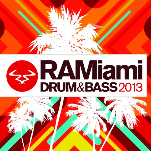 Album Art - RAMiami Drum & Bass 2013