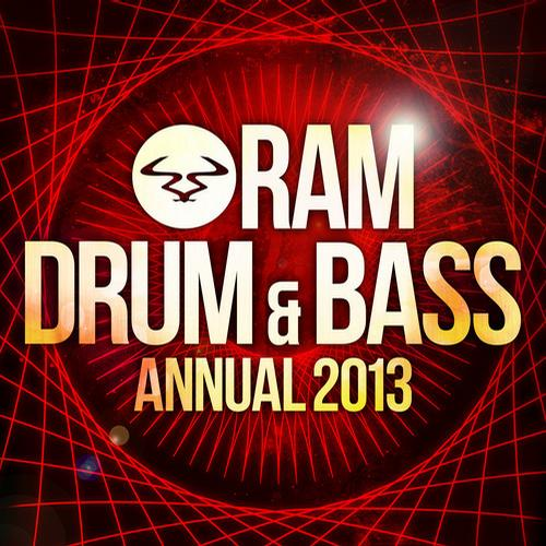 Album Art - RAM Drum & Bass Annual 2013