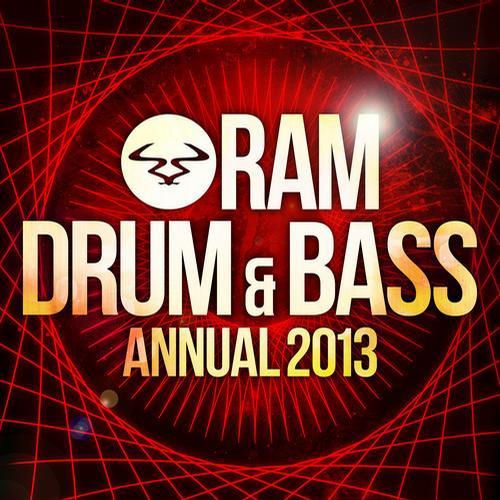 RAM Drum & Bass Annual 2013 Album Art