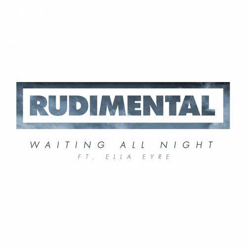 Album Art - Waiting All Night