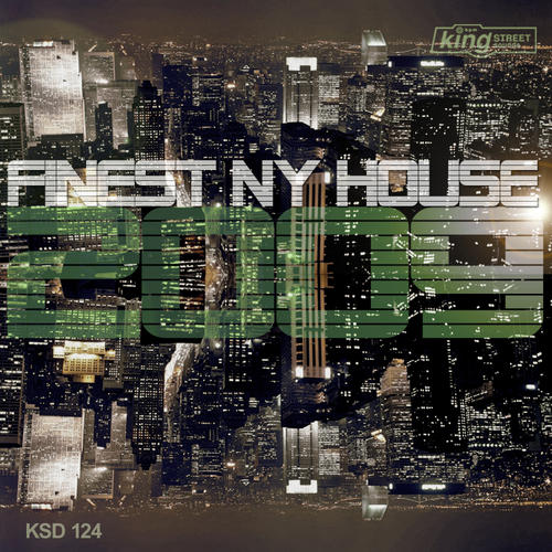 Album Art - Finest NY House 2009 (Beatport Edition)