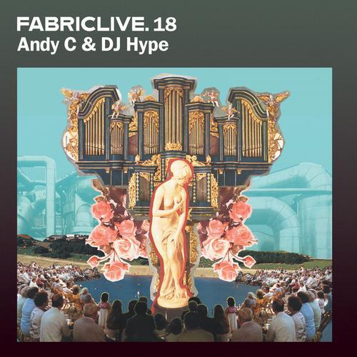 Album Art - Fabriclive 18: Andy C & DJ Hype