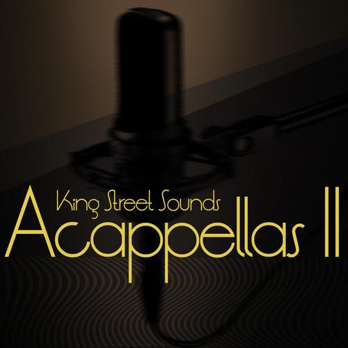Album Art - King Street Sounds Acappellas II