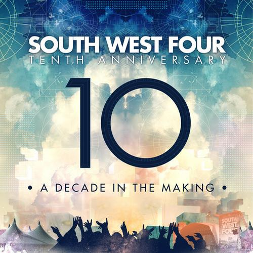 Album Art - 10 Years Of SW4