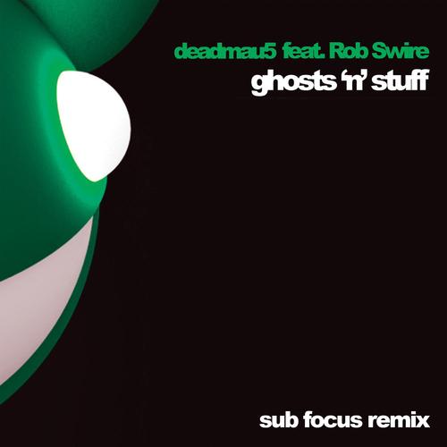 Album Art - Ghosts 'n' Stuff feat. Rob Swire