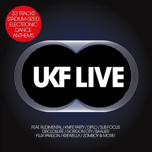 Album Art - UKF Live