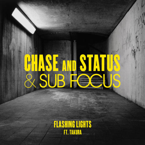 Album Art - Flashing Lights