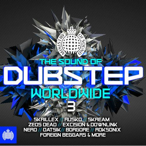 Album Art - The Sound of Dubstep Worldwide 3 - Ministry of Sound