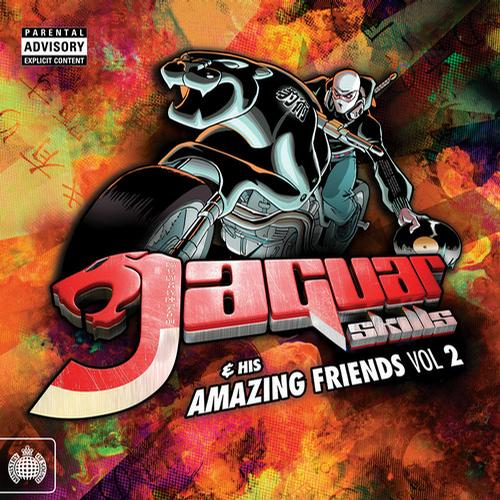 Album Art - Jaguar Skills & His Amazing Friends, Vol. 2